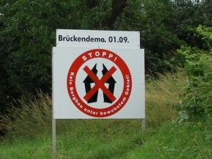 IGAB-Schild in Bilsdorf