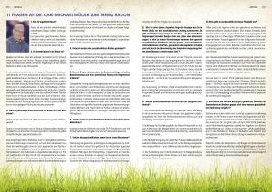 (C) Bild RDS Verlag GmbH (C) Text Es Käsblättsche, Ausgabe Mai 2019